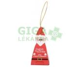 English Tea Shop Bio Vánoční figurka Santa Klaus 1ks