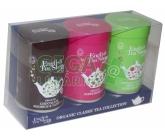 English Tea Shop Prémiová kolekce sypaných 75g, 3 plechovky bio