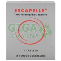 Escapelle 1.5mg 1 tableta