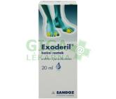 Obrázek Exoderil roztok 20ml