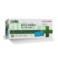 Extra Vitality 30 tablet Virde