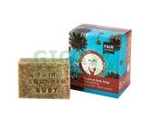 Fair Squared Mýdlo peelingové s kokosem 2x80g