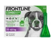 Frontline Combo Spot on Dog 20-40kg pipet.3x2.68ml