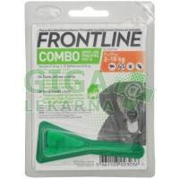 Frontline Combo Spot on Dog S pipeta 0.67ml