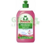 Frosch EKO Prostředek na mytí nádobí Malina 500 ml