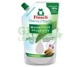 Frosch Tekuté mýdlo Mandle - náhradní náplň 500 ml