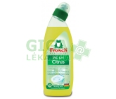 Frosch WC gel Citrón 750 ml (EKO)