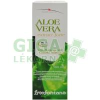 Fytofontana Aloe vera extrakt forte 500ml