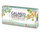 Test Těhotenský GALMED Comfort 10 hCG 2ks II