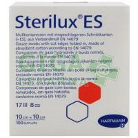 Gáza kompresy Sterilux 10x10cm 100ks nesterilní