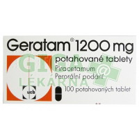 Geratam 1200 100 tablet