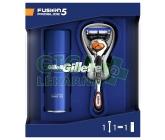Gillette Dárkové balení Fusion5 ProGlide Holicí strojek+Gel