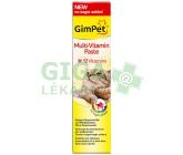 Gimcat Multivitamin Plus pasta TGOS - kočka 100g