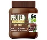 GO ON Proteinové arašídové máslo kakao 350g
