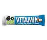 GO ON Vitaminová tyčinka kokos L-carnitin 50g
