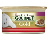 Gourmet Gold cat konz.-duš.a gril.k. hov. a kuře 85g