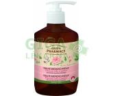Green Pharmacy Tekuté mýdlo Pižmová růže a bavlna 460ml