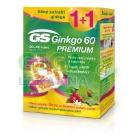 GS Ginkgo 60 Premium tbl.60+60