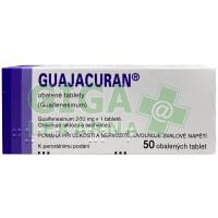 Guajacuran 50 tablet