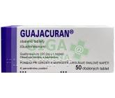 Guajacuran 200mg tbl.obd.50