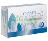 GYNELLA Silver Caps 10 vaginálních tobolek