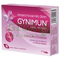GYNIMUN dual protect 10 kapslí