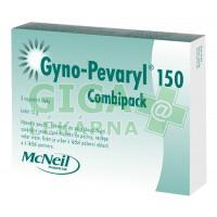 Gyno-pevaryl 150 Combipack (3 vag.globule + 15g krému)