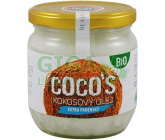 Health Link BIO extra panenský kokosový olej 400ml