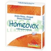 Homeovox 60 tablet