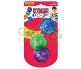 Hračka guma Lock-It plnící 3ks S Kong
