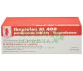 Ibuprofen AL 400 400mg tbl.flm.100