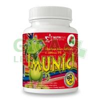 Imuníci - Hlíva ústřičná s vit. D pro děti 90 tablet