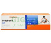 Indobene gel 1x100g