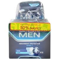 Inkont.vlož.TENA Men Level 1 50% navíc 750681 36ks