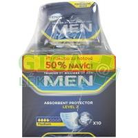 Inkont.vlož.TENA Men Level 2 50% navíc 750739 30ks