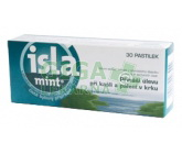 Isla-Mint tbl.30 bylinné pastilky