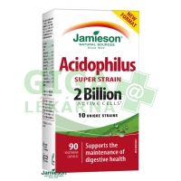 JAMIESON Acidophilus Super Strain 90 kapslí