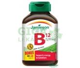 JAMIESON Vitamín B12 1200mcg s post.uvolňov.tbl.80