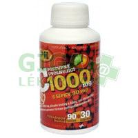 JML Vitamin C1000mg s šípky 120 tablet