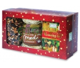 Kazeta vánoční čaj syp.+porc.+ med se skoř.Fytoph.