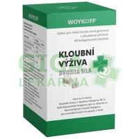Kloubní výživa 60 kolagenových kostiček Woykoff