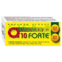 Koenzym Q10 forte 30mg 60 tablet Naturvita