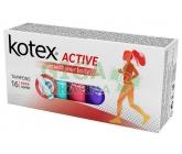 KOTEX Tampony Active Super 16ks