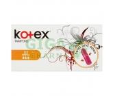 KOTEX Tampony Normal 32ks