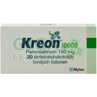 Kreon 20 kapslí 10000U