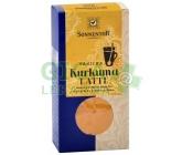 Kurkuma Latte-vanilka bio 60g krabička (Pikantní kořeněná směs) SONNENTOR