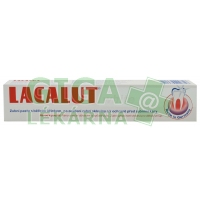 Lacalut white zubní pasta bělící bez peroxidu 75ml