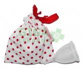 LadyCup S(mall) LUX menstruační kalíšek malý 1ks