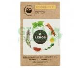 Obrázek LEROS NATUR Detox čistící čaj s Vilcacorou 20x1.5g