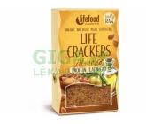 Lifefood Life crackers BIO chlebánek 80g